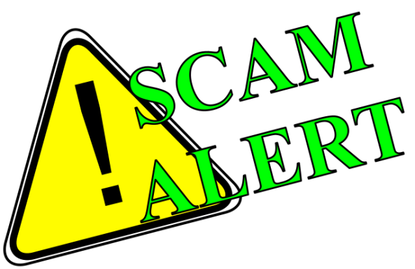 Scam Alert 5