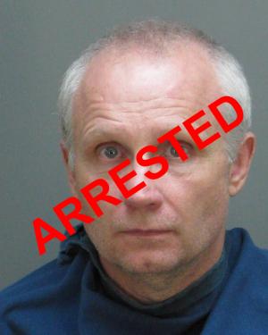 Kreidler Arrested