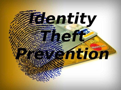 Identity-Theft-Prevention