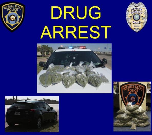 rogers drug arrest
