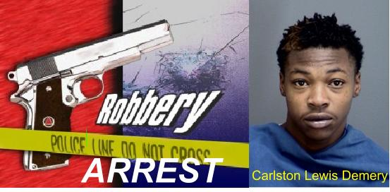 agg robbery arrest 14-110721