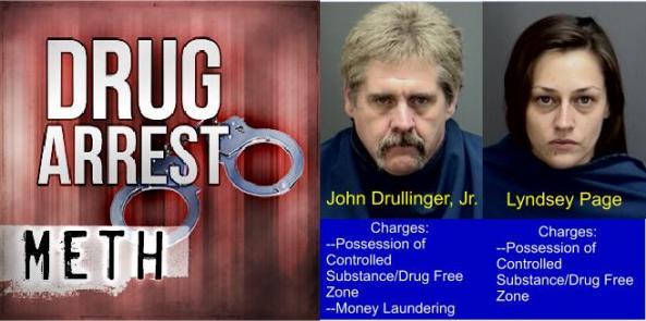 Drug Arrest 14-101797