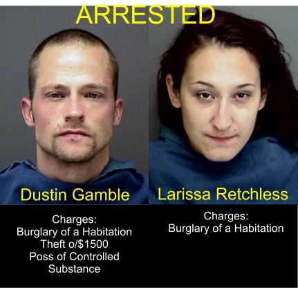 Burglary Arrest 14-120089