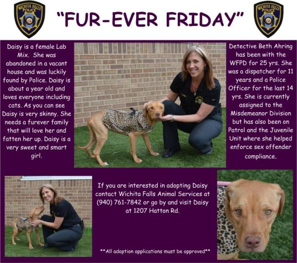 Furever Friday week 17