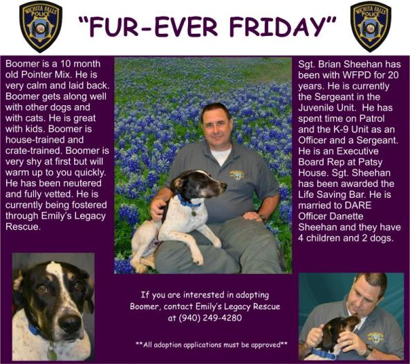 Fur-ever Friday Week 29