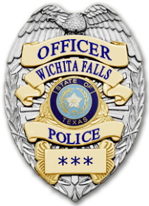 Officer Badge (Blank)