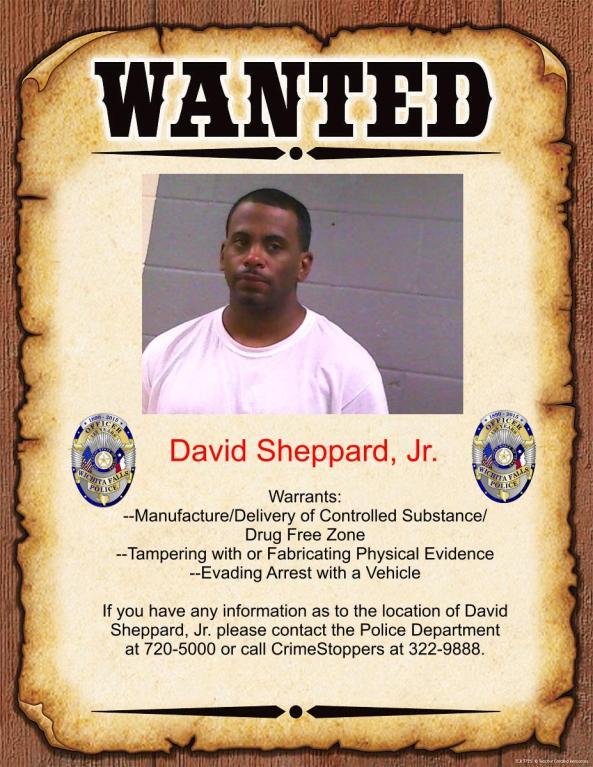 David Sheppard, Jr