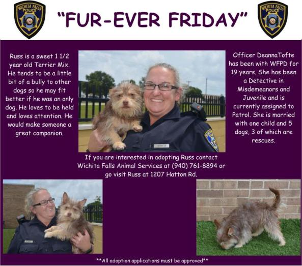 Fur-ever Friday Week 34