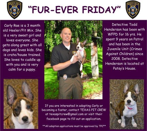 Fur-ever Friday Week 35