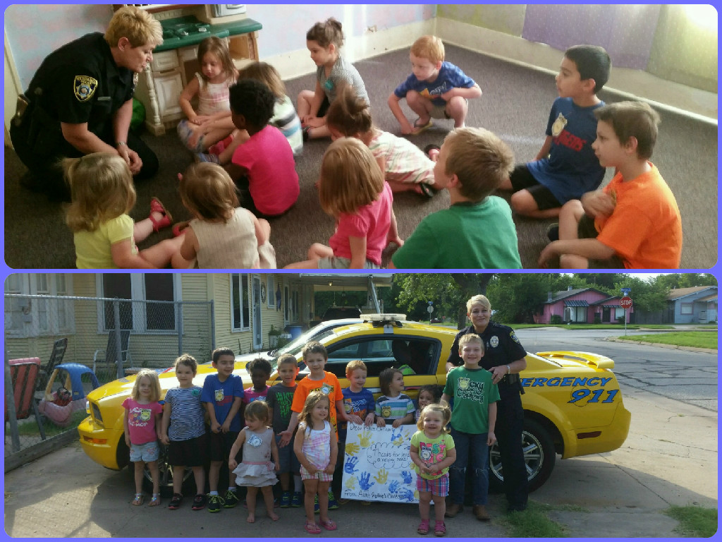 aunt ruthie u0027s kids say thank you to wichita falls police