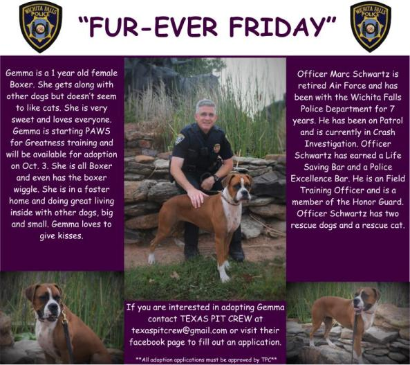 Furever Friday Week 44