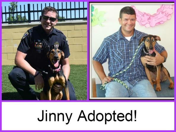 Jinny adopted
