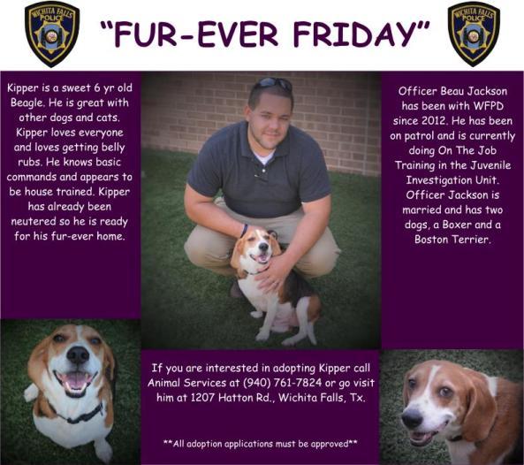 Fur-ever Friday Week 45
