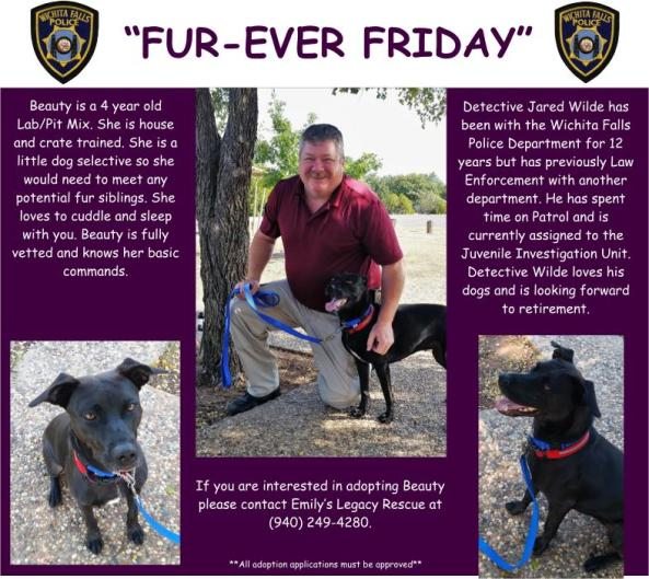 Fur-ever Friday Week 46