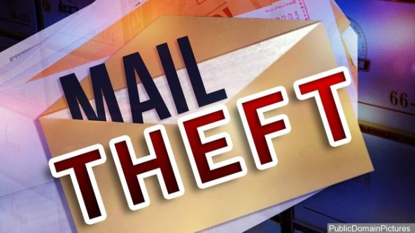 mail theft