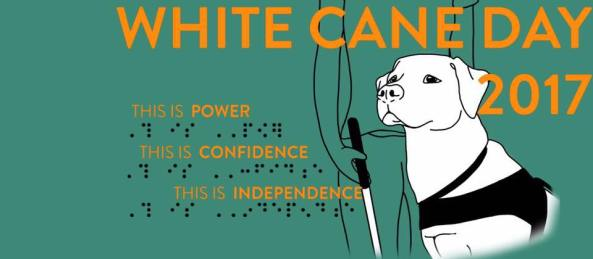 white cane day