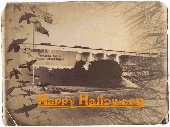 WFPD Halloween