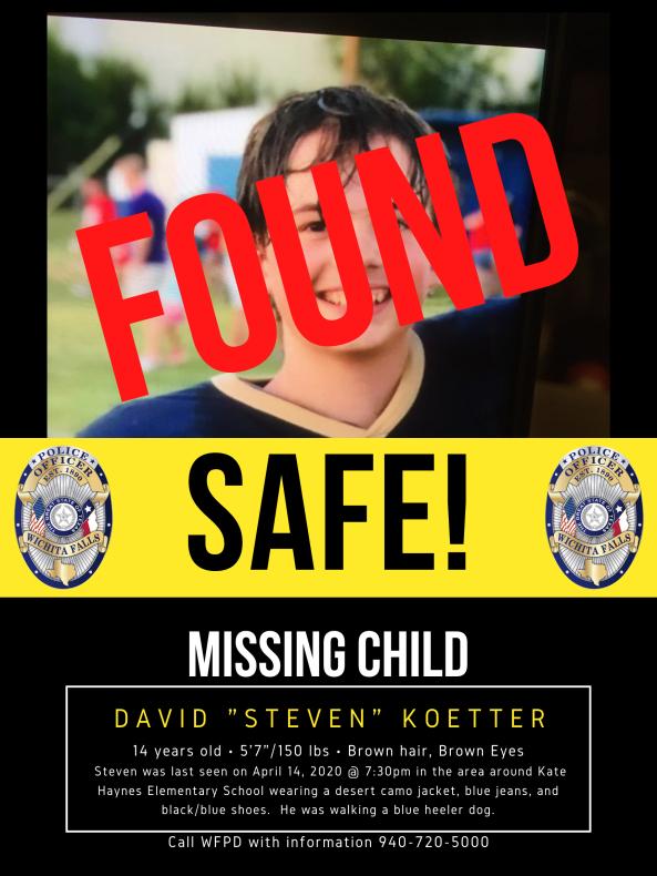 Missing Child (1)